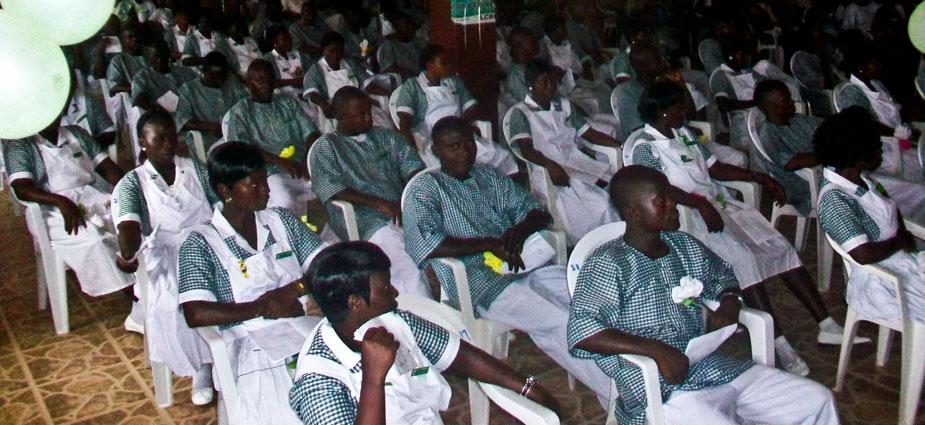 Sjuksköterskeutbildning i Liberia